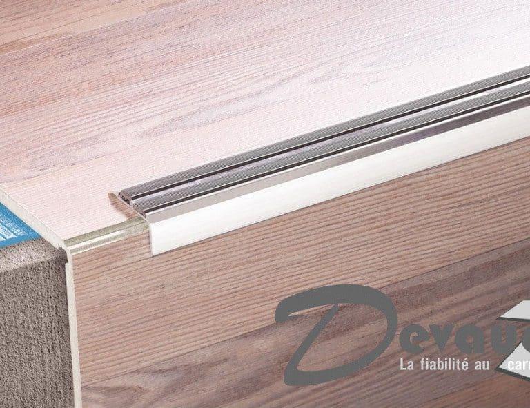 devaud nez de marche aluminium a visser. Black Bedroom Furniture Sets. Home Design Ideas