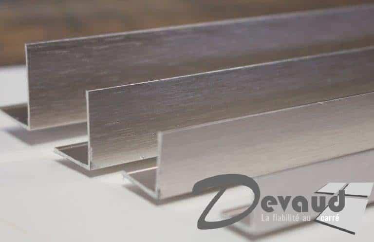 Cornières de protection aluminium et inox