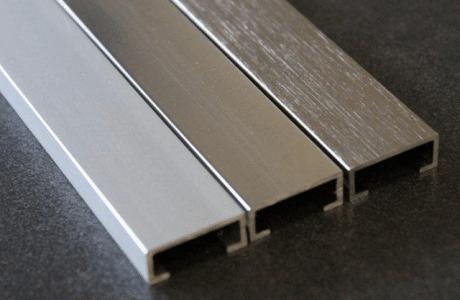 Listels aluminium